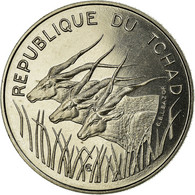 Monnaie, Chad, 100 Francs, 1971, Paris, ESSAI, FDC, Nickel, KM:E3 - Chad