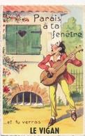 CPA - France - (30) Gard - Le Vigan - Parais à Ta Fenêtre Et Tu Verras - Le Vigan