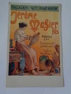Jérome Massier Fils - Reclame