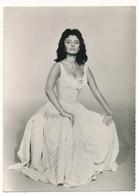 SOPHIA LOREN Old Photo  Postcard - Acteurs