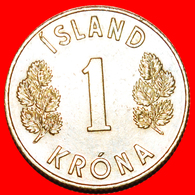 + GREAT BRITAIN 4 SPIRITS (1957-1975): ICELAND ★ 1 CROWN 1963! LOW START ★ NO RESERVE! - Islandia