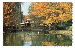Granby Québec Canada - Zoo - Written  - 2 Scans - Granby