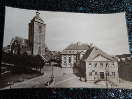 Siegen, Rathaus U. Nicolai-Kirche   (M7) - Siegen