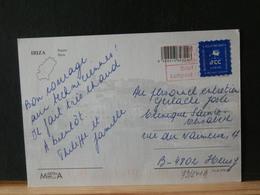 79/241A   CP ESPAGNE  POUR LA BELG. - 1931-Oggi: 2. Rep. - ... Juan Carlos I