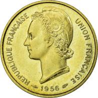 Monnaie, Togo, 10 Francs, 1956, Paris, ESSAI, FDC, Aluminum-Bronze, KM:E7 - Togo