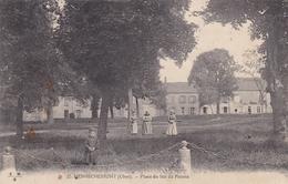 18...Henrichemont  Place Du Jeu De Paume N 192 - Other Municipalities