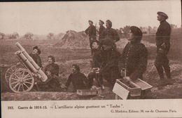 1030  14   18  TAUBE    NON   ECRITE VERSO - Oorlog 1914-18