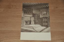 11250-   CHATEAU DE GAESBEEK, COIN DE LA SALLE DITE GALERIE - Lennik