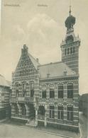 Winschoten 1916; Stadhuis - Gelopen. (W. J. Hoekzema - Winschoten) - Winschoten
