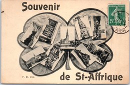 12 SAINT AFFRIQUE - Carte Postale Ancienne [REF/S004116] - Saint Affrique