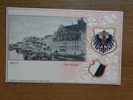 Reliefcarte De Metz: Les Roches -> Ne Pas écrit - Metz