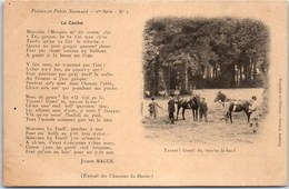 14 Type De Normandie - Carte Postale Ancienne [REF/S004214] - France