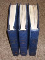 DDR Leuchtturm SF Vordruckblätter 1949 - 1990 Komplett In 3 Leuchtturm Bindern  NP über 900,- Euro - Albums & Reliures