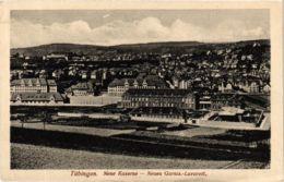 CPA AK TÜBINGEN Neue Kaserne Neues Garnis-Lazarett GERMANY (864000) - Tuebingen