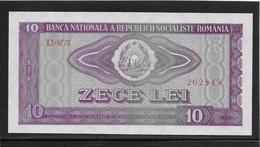 Roumanie - 10 Lei - Pick N°94 - NEUF - Rumania