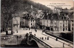 23 AUBUSSON - Carte Postale Ancienne [REF/S004388] - Aubusson