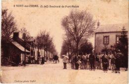 CPA NORT-sur-ERDRE Boulevard De Port-Mulon (864354) - Nort Sur Erdre