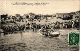 CPA ST-NAZAIRE Plage De St-Marc (864371) - Saint Nazaire