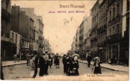 CPA ST-NAZAIRE Rue Amiral-Courbet (864372) - Saint Nazaire