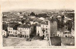 Roanne    Place Du Chateau - Roanne