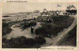 CPA THARON-PLAGE Vue D'ensemble De La Coté (864382) - Tharon-Plage