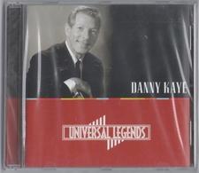 CD 21 TITRES DANNY KAYE UNIVERSAL LEGENDS NEUF SOUS BLISTER & TRèS RARE - Humor, Cabaret