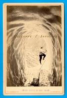 Chamonix Vers 1875 * Glacier Des Bossons, Grotte Du Mont-Blanc - Photo Albumine Charnaux - Voir Scans - Photographs