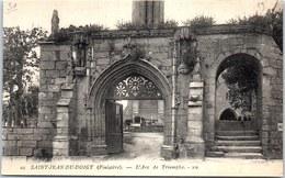 29 SAINT JEAN DU DOIGT - Carte Postale Ancienne, Voir Cliché [REF/S003488] - Saint-Jean-du-Doigt