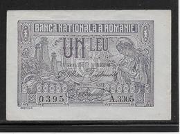 Roumanie - 1 Leu - Pick N°26 - TTB - Roumanie