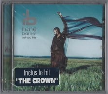 CD 12 TITRES ILENE BARNES SET YOU FREE INCLUS LE  HIT THE CROWN NEUF SOUS BLISTER & TRèS RARE - World Music