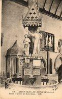 Saint Jean Du Doigt.......trone De St Jean - Saint-Jean-du-Doigt