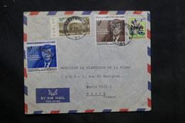 CONGO - Enveloppe De Elisabethville Pour La France En 1965, Affranchissement Plaisant - L 34273 - Democratic Republic Of Congo (1997 - ...)