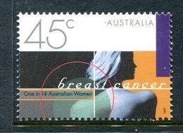 Australia 1997 Breast Cancer Awareness MNH (SG 1722) - 1990-99 Elizabeth II