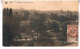 LIEGE  PANORAMA  DU  SQUARE  D AVROY   TBE   BE373 - Liège