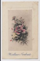 AI64 Greetings - Meilleurs Souhaits - Roses - Holidays & Celebrations