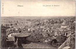 63 THIERS - Carte Postale Ancienne, Voir Cliché [REF/S003804] - Thiers