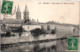 77 MELUN - Carte Postale Ancienne, Voir Cliché[REF/S000802] - Melun