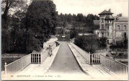 78 MONTIGNY - Carte Postale Ancienne, Voir Cliché [REF/S003114] - Montigny Le Bretonneux