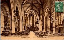 80 MONTDIDIER - Carte Postale Ancienne, Voir Cliché [REF/S001792] - Montdidier