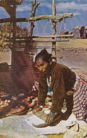 AO05 Ethnic - Navajo Indian Grinding Meal - America