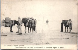 Belgique OOSTDUINKERKE - Carte Postale Ancienne, Voir Cliché [REF/S001878] - Belgique