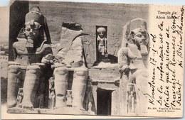 EGYPTE - Carte Postale Ancienne [REF/S004883] - Personnes