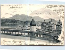 SUISSE - Carte Postale Ancienne [REF/S004610] - Suisse