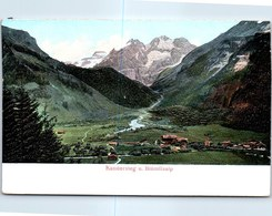 SUISSE - Carte Postale Ancienne [REF/S004612] - Suisse