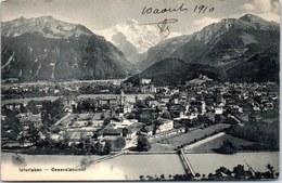 SUISSE INTERLAKEN - Carte Postale Ancienne, Voir Cliché[REF/S001189] - Suisse