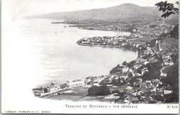 SUISSE MONTREUX - Carte Postale Ancienne, Voir Cliché[REF/S001082] - Suisse
