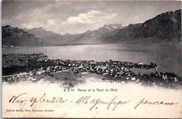 SUISSE VERVEY - Carte Postale Ancienne, Voir Cliché[REF/S001190] - Suisse