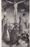 AR38 Religious Postcard - La Crucifixion - Jesus