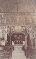 AS56 RPPC - Unidentified Church Interior - Photographs