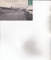 CPA 91 ESSONNES ,Pont Transporteur Aux Bas-Vignons.(animée...) 1912. - Essonnes